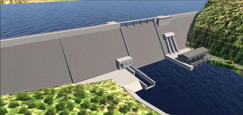 VINCI to build Sambangalou Dam in Senegal