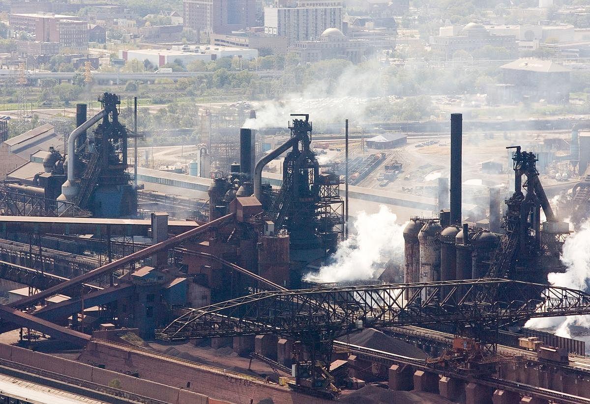US Steel to Restart Gary Works Blast Furnace 4