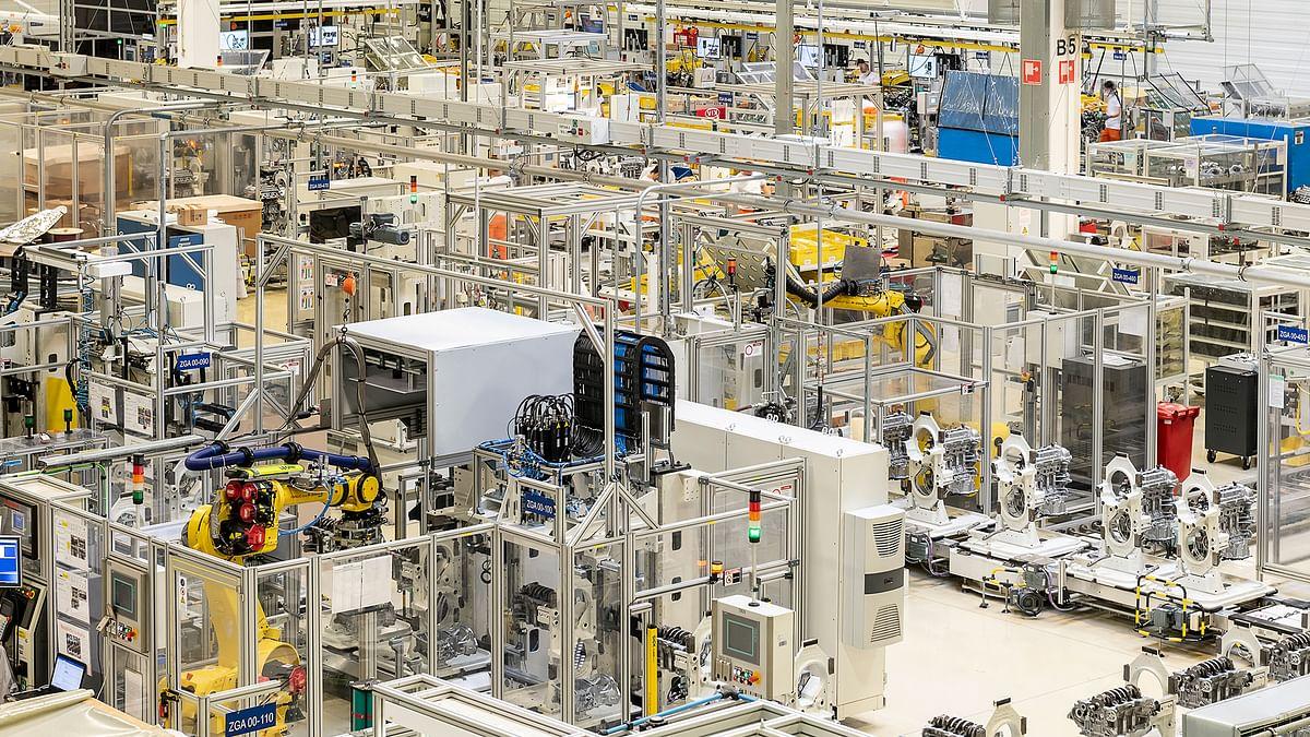 Kia Upgrades Powertrain Production in Zilina in Slovakia