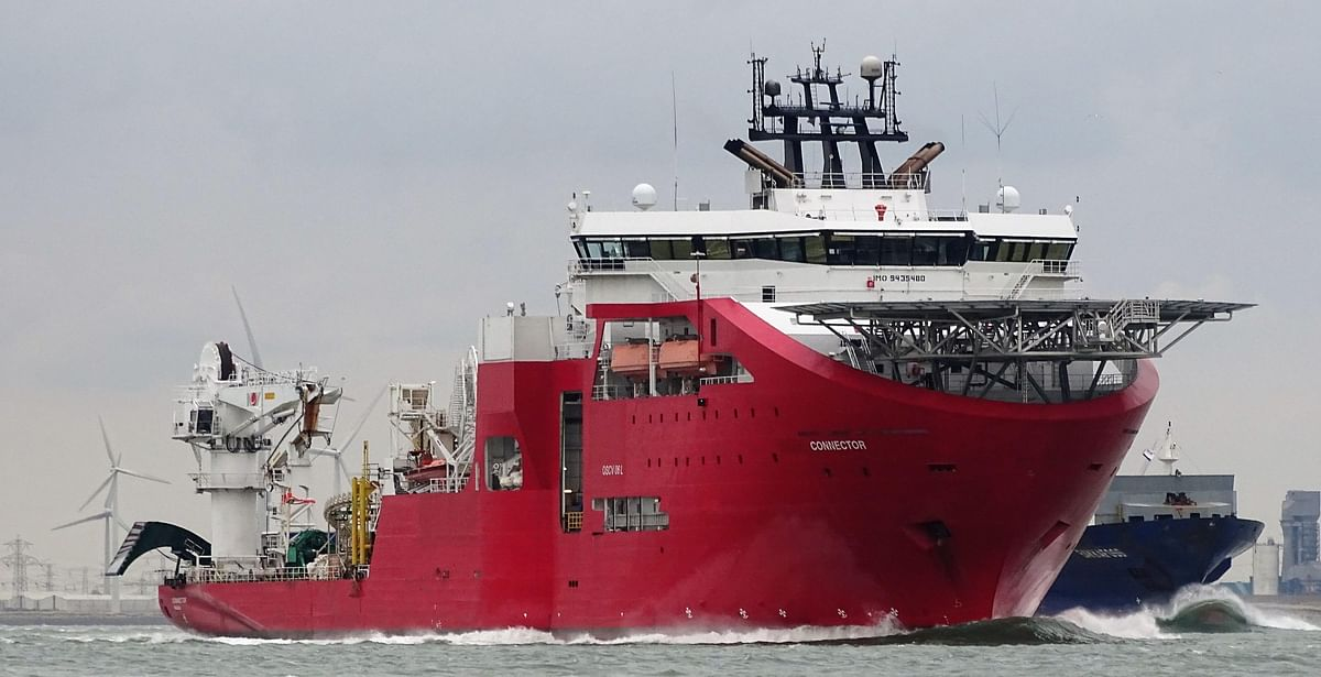 Ocean Yield to Sell Cable Laying Vessel Connector