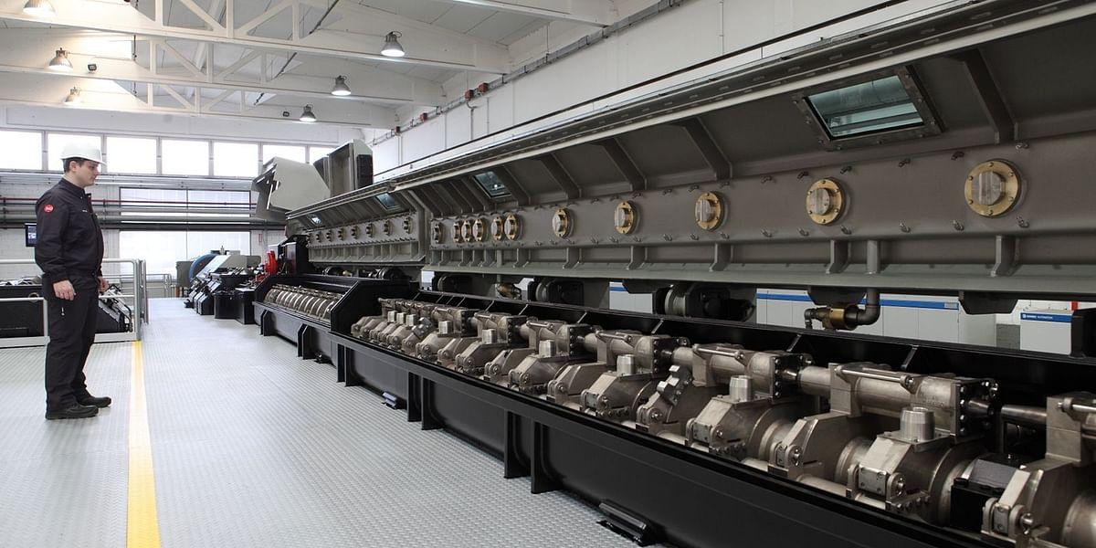 Severstal Orders Special Steel Rolling Mill from Danieli