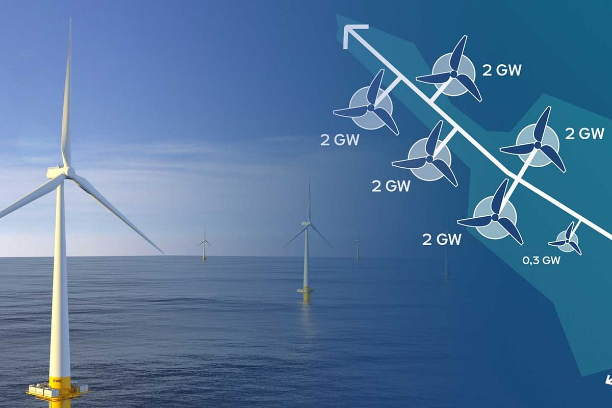 RWE Joins Green Hydrogen Project AquaVentus