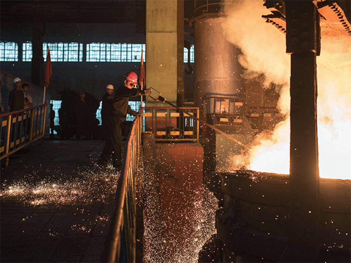 Kirloskar Ferrous Acquires VSL Steel's Pig Iron Plant