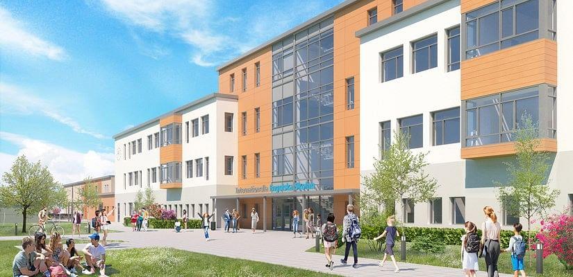Skanska Sells Elementary School in Vaxjo in Sweden