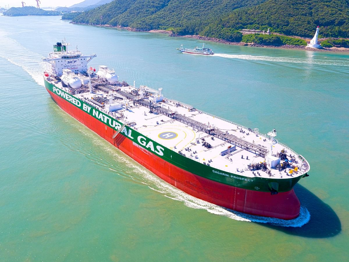 HHI Group & DNV GL Present Green Tankers of Future