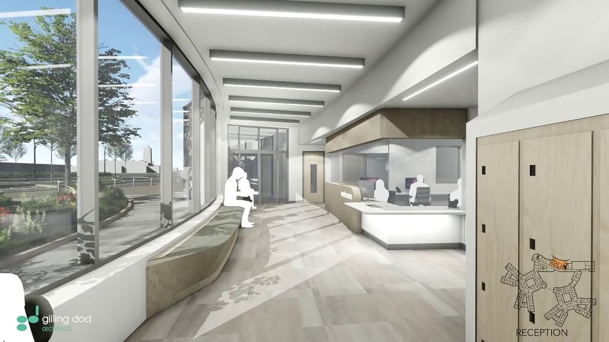 Kier Deliver Rowan View Medium Secure Mental Health Unit toMersey