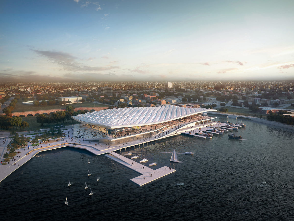 Multiplex Appointed to Iconic New Sydney FishMarket Redevelopment