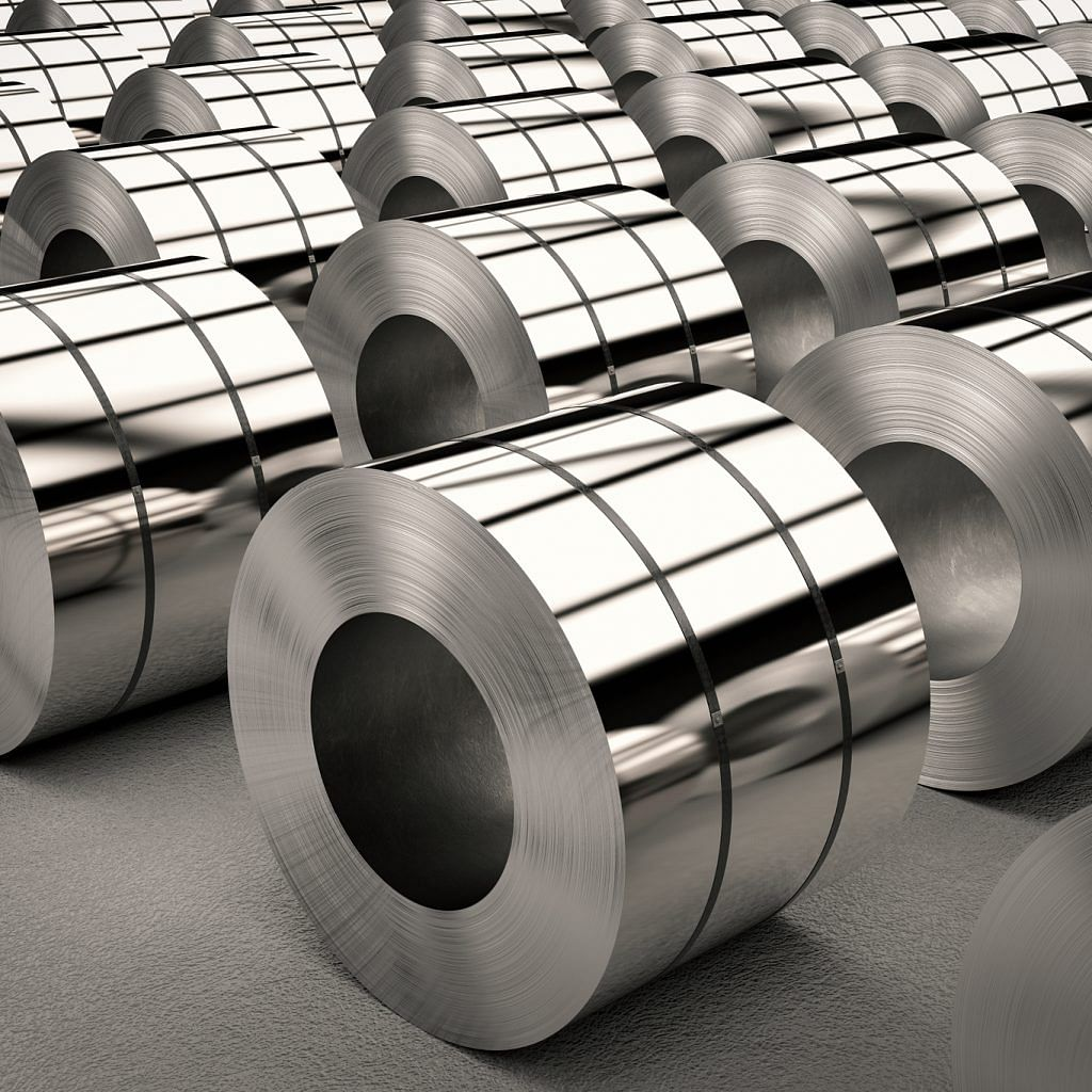 India May Impose AD Duty on Flat Stainless Steel Imports