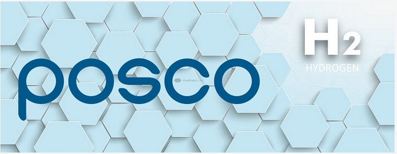 POSCO to Expand Hydrogen Production for Decarbonization