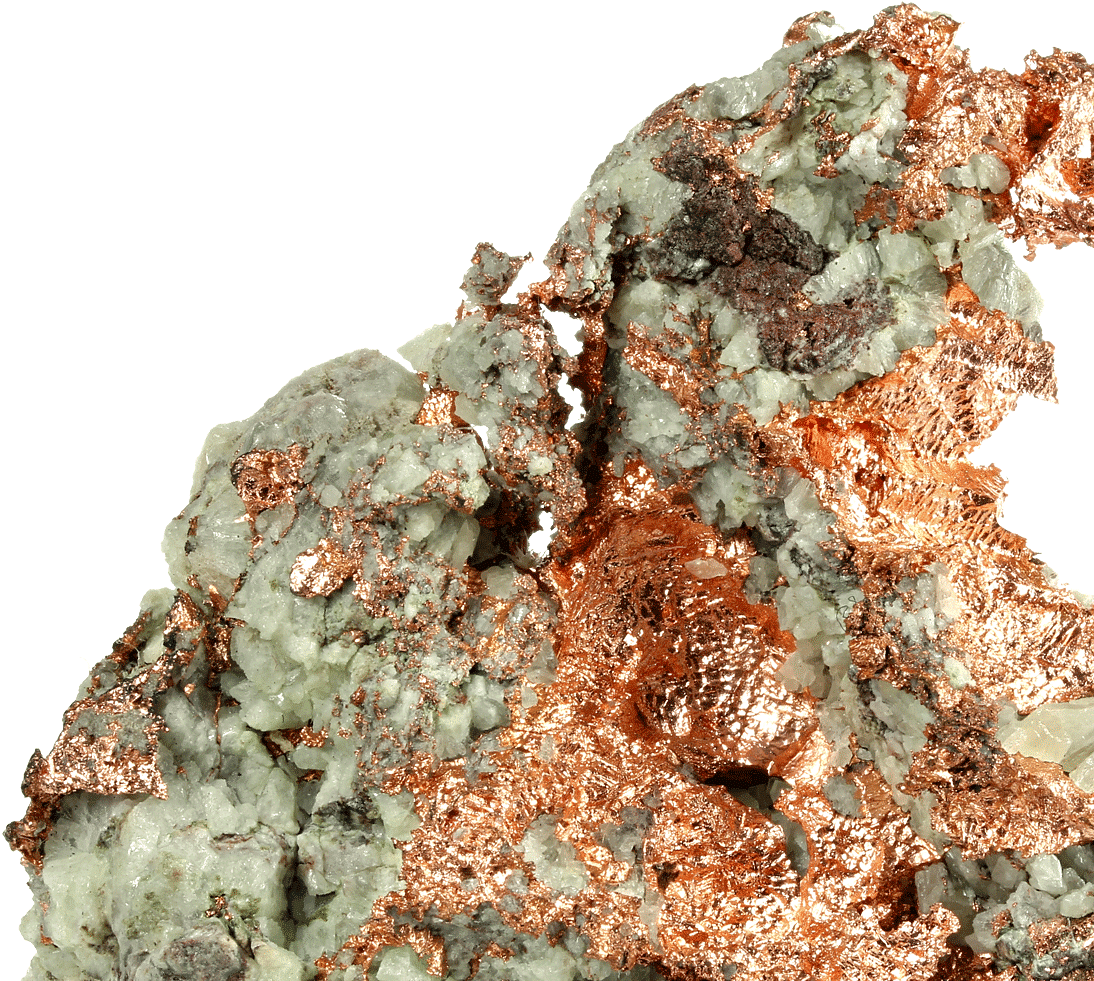 Universal Copper Options Palermo Gold Property from Calderan