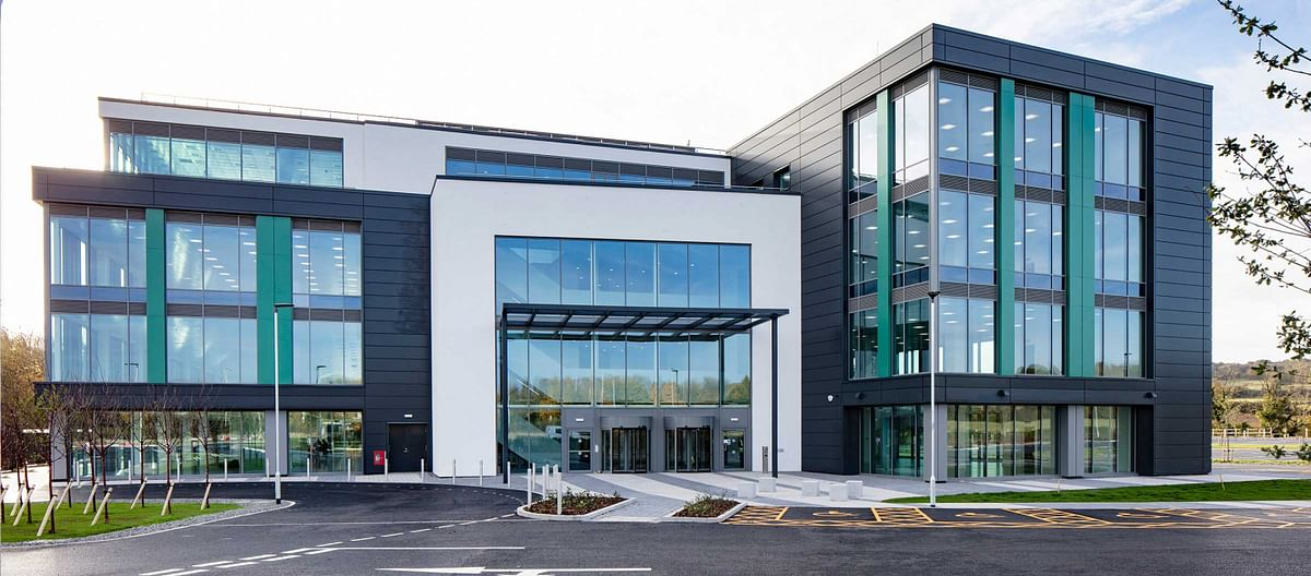 Loughborough University Science Enterprise Park Completed