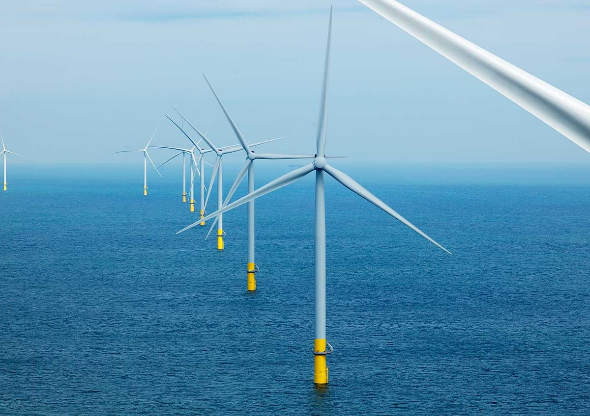 Orsted Dutch Borssele 1 & 2 Offshore Wind Farm Commissioned