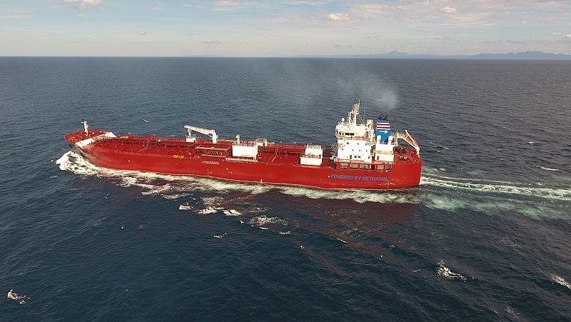 NYK Charter Agreement for 2 Methanol Fueled Chemical Tankers