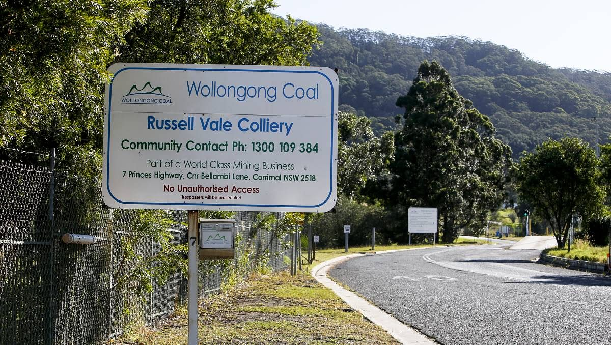 Wollongong Coal Russell Vale Expansion Approved