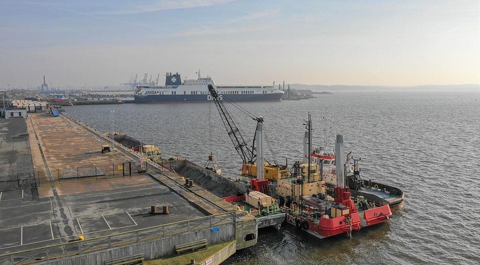 Port of Gothenburg Scheme for Emission Free Construction Sites