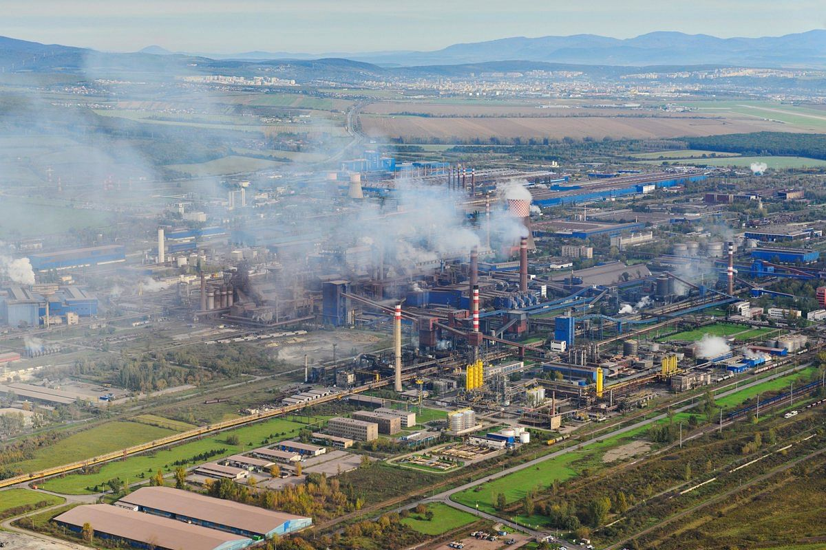 US Steel Kosice Worst Polluter in Slovakia - Report