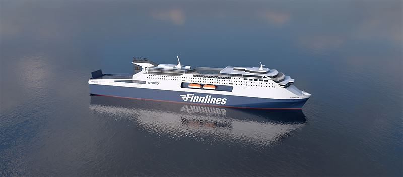 Wartsila Engines & Hybrid Systems for 2 Eco Friendly Ferries