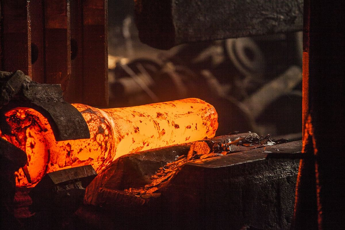 Indian Forging Industry Hit by Steel Price Rise