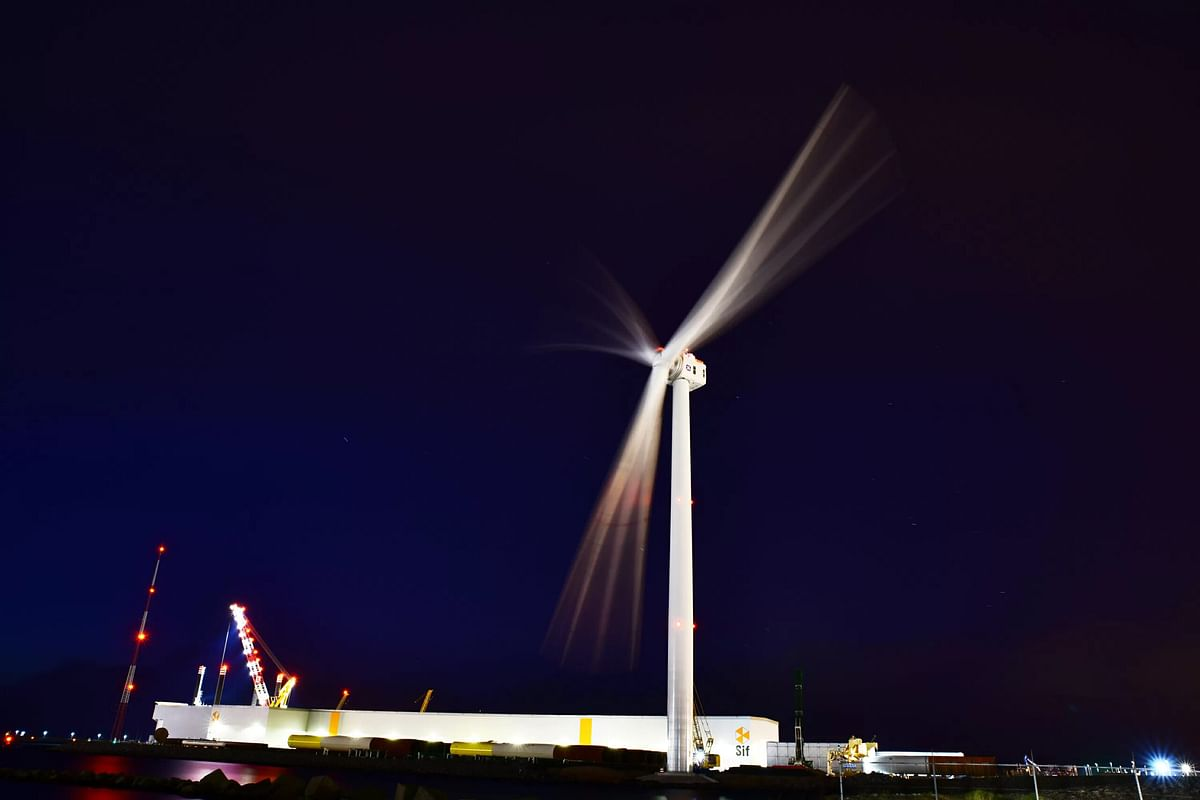 GE Renewable Turbines for Dogger Bank Wind Farm in UK