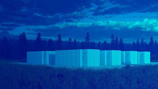 Mortenson Starts Solar & Energy Storage Project in California