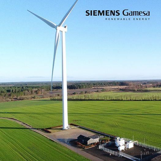 Siemens Gamesa Wind Turbines for Green Hydrogen