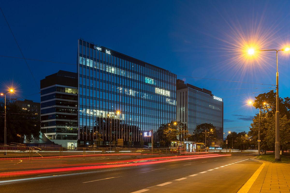 Skanska Sells Office Building in Warsaw in Poland
