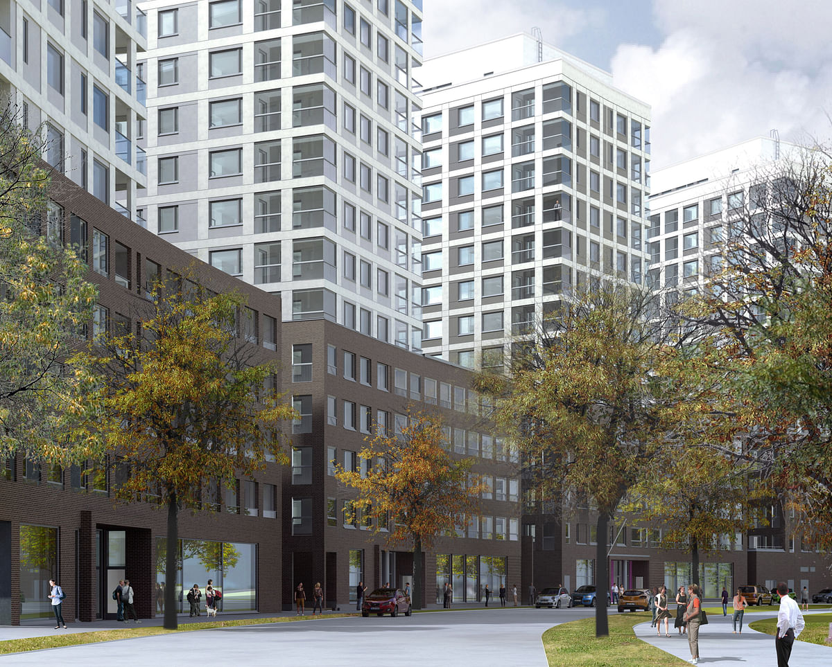 Skanska to Build Apartments in Helsinki in Finland