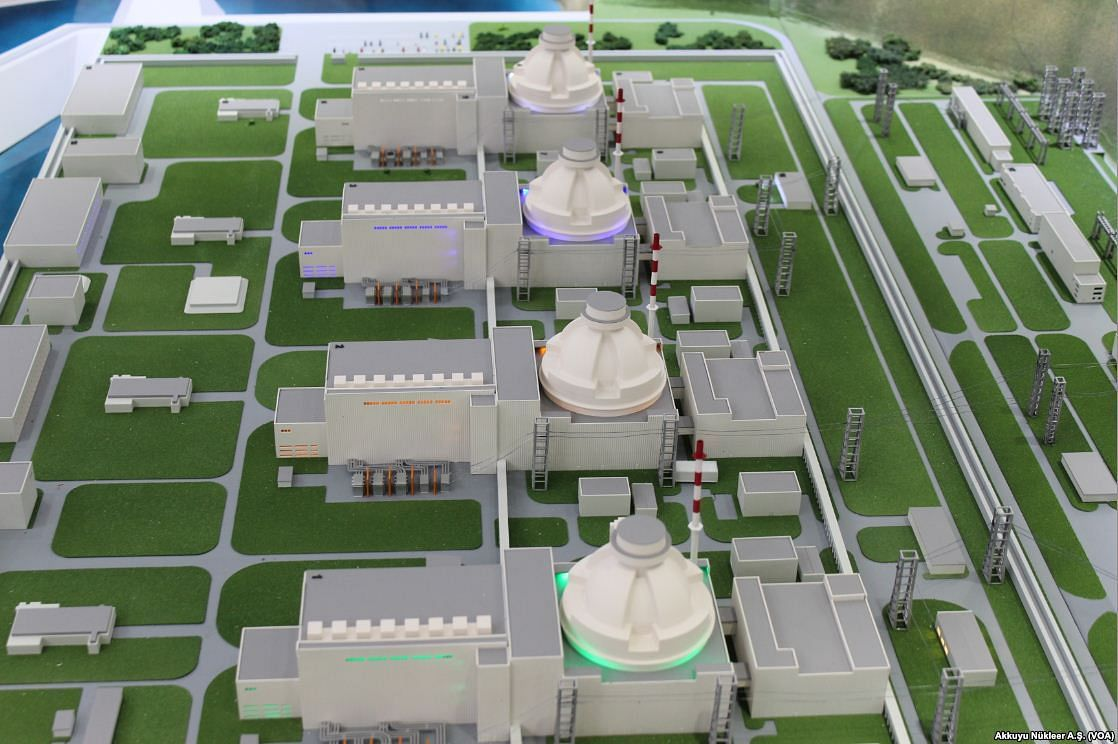 Nuclear Regulatory Board Approves Constructionof Akkuyu NPPUnit 3