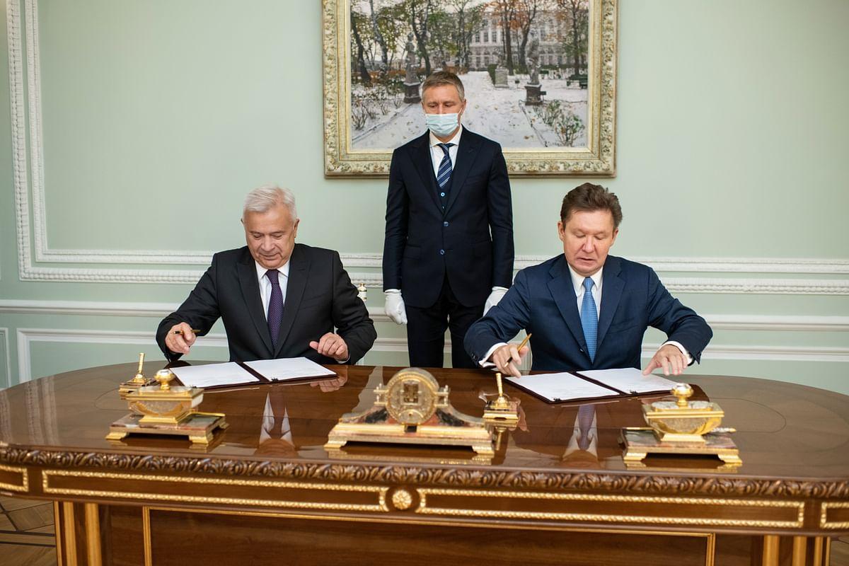 Gazprom & LUKOIL to Develop 2 Fields in Nenets Autonomous Area