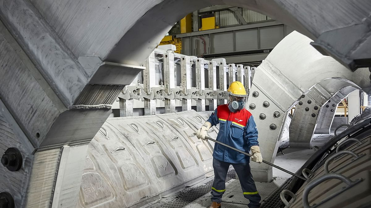 NEO Aluminio Colombia Assessing EGA Aluminium Technology