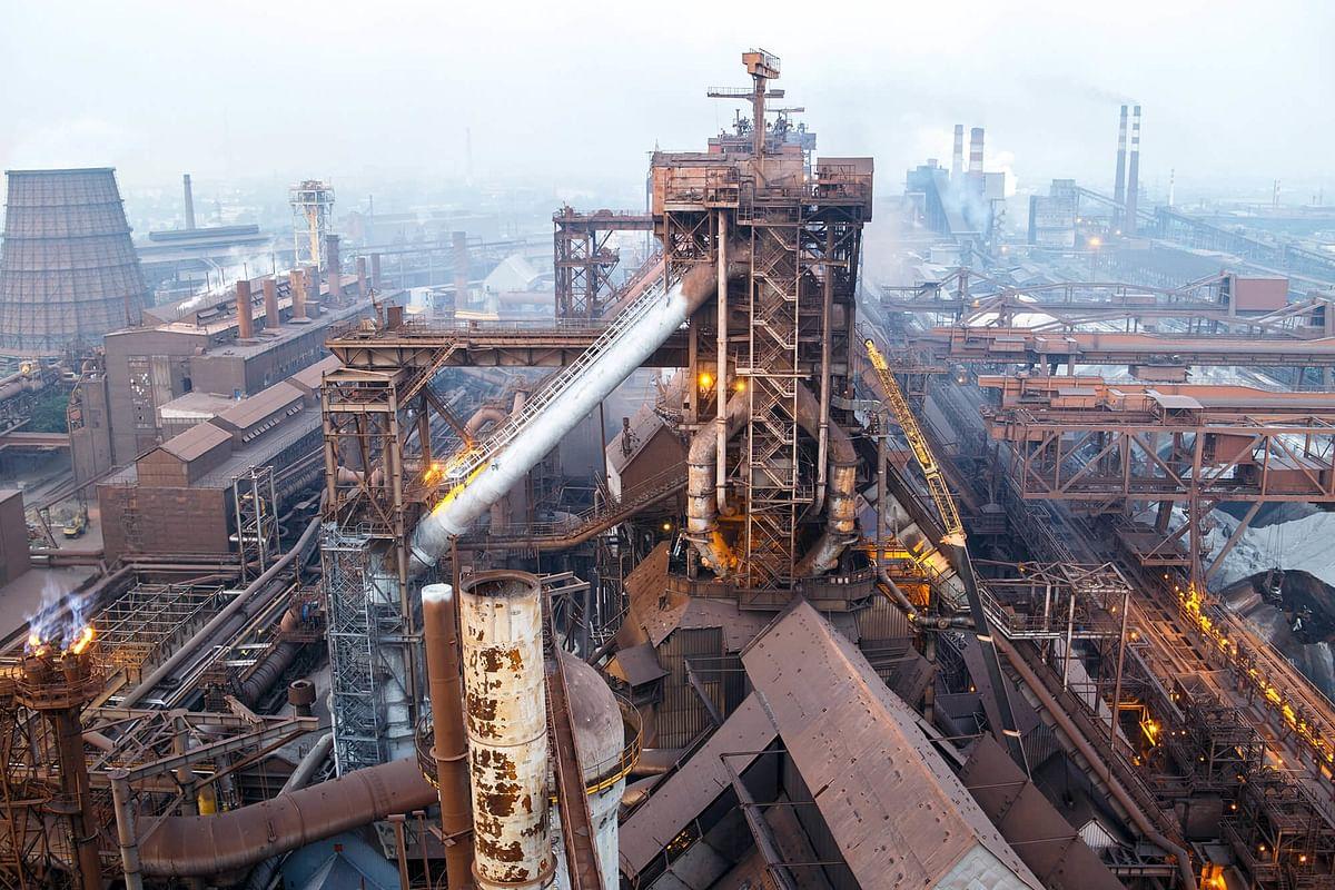 Zaporizhstal Steel Production Shrinks in 2020