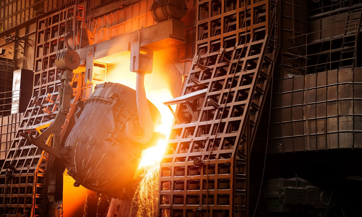 US Steel Capacity Utilization Crosses 75% Mark in Week 01