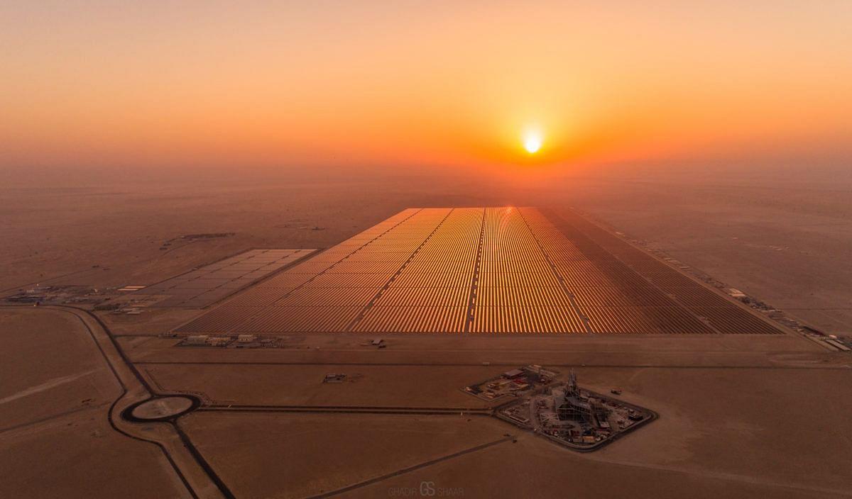 EDF & Jinko Power Start Construction of Solar Project in Abu Dhabi