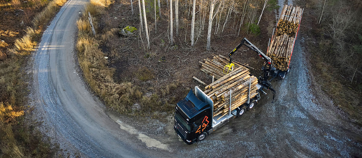 Scania Introduces Disengageable Tandem Axle