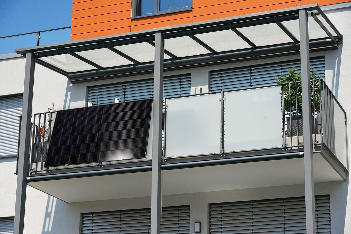 Enel X Sun Plug&Play on the Balcony Powers Your Home
