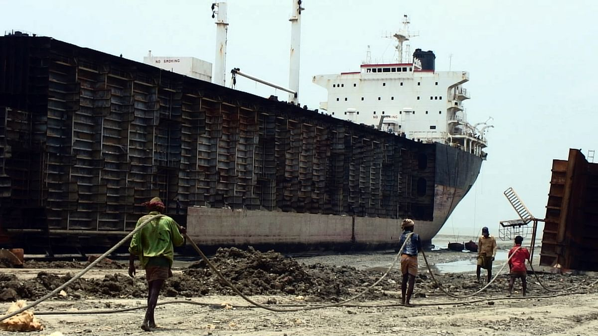 GMS Commentary on Ship Breaking in Week 53 - Tumultuous 2020