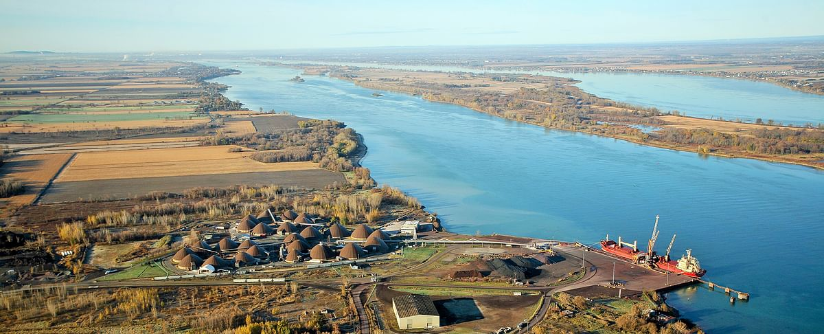 3 Qualified for Container Terminal at Port of Montreal Contrecoeur