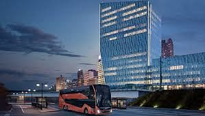 Volvo Launches New Double Decker in Europe