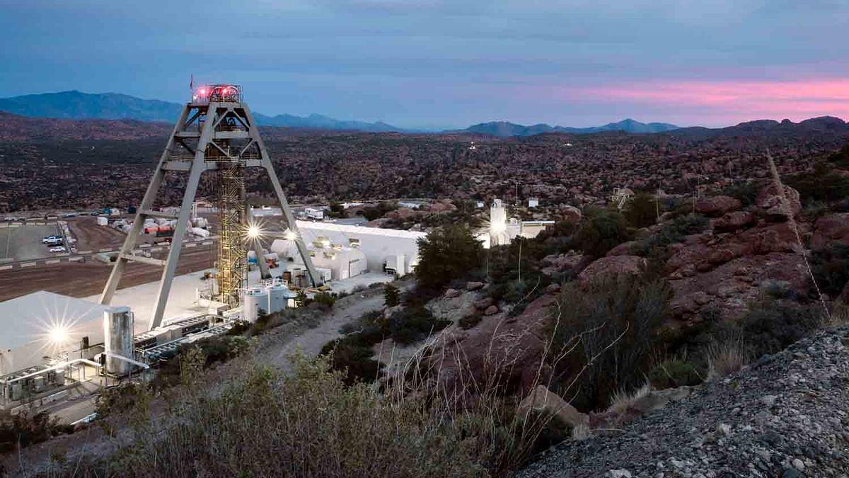 San Carlos Apache Sues Forest Service over Resolution Copper Mine