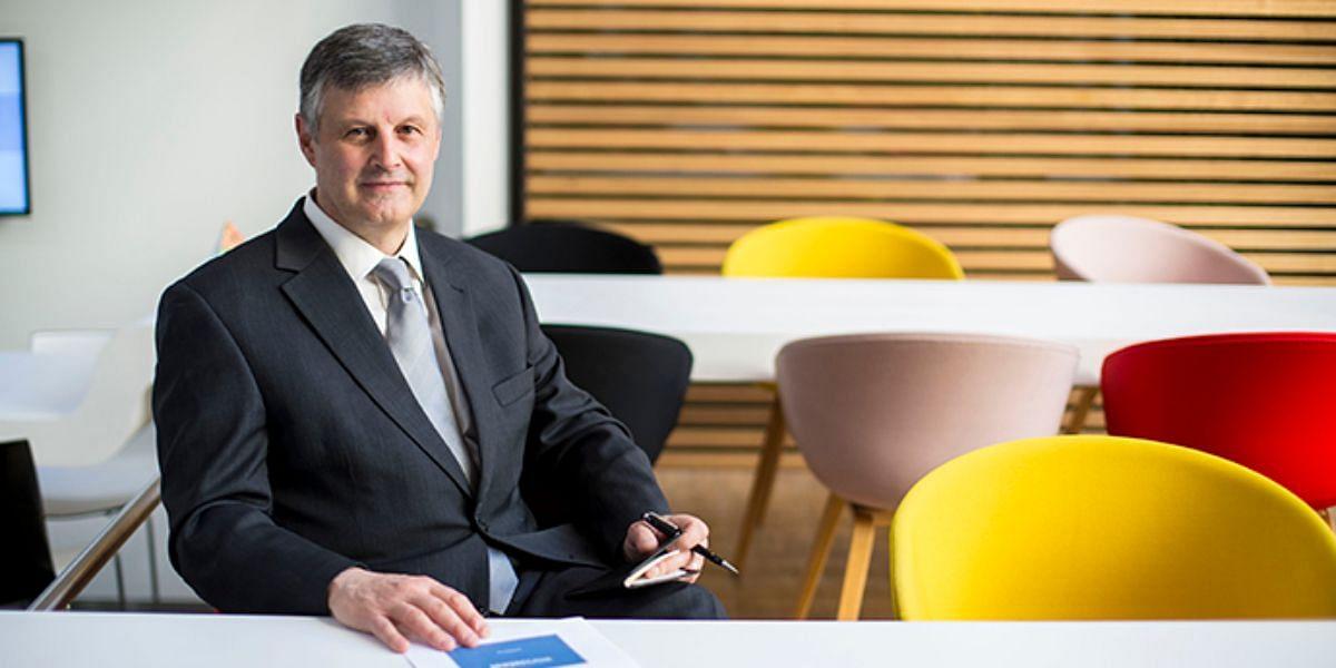 Worldsteel Director General Dr Basson Sets Out Plans for 2021