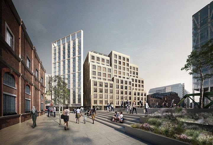 Skanska to Build New Office Building in London