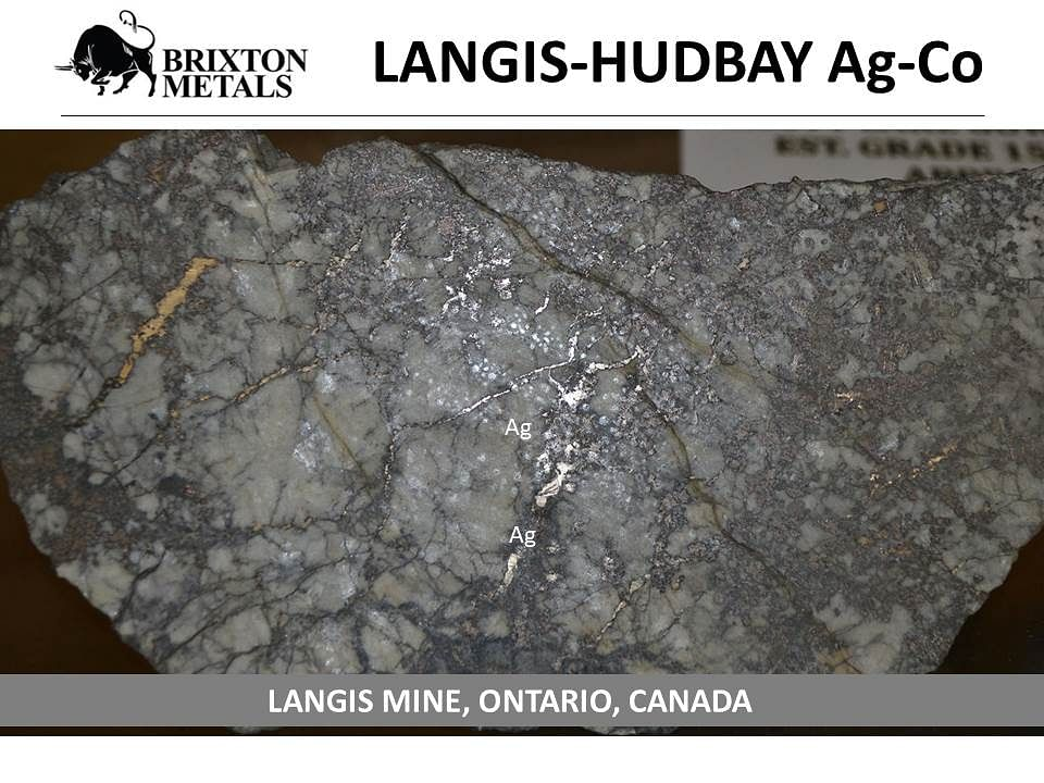 Brixton Metals Drills Langis Project in Ontario in Canada