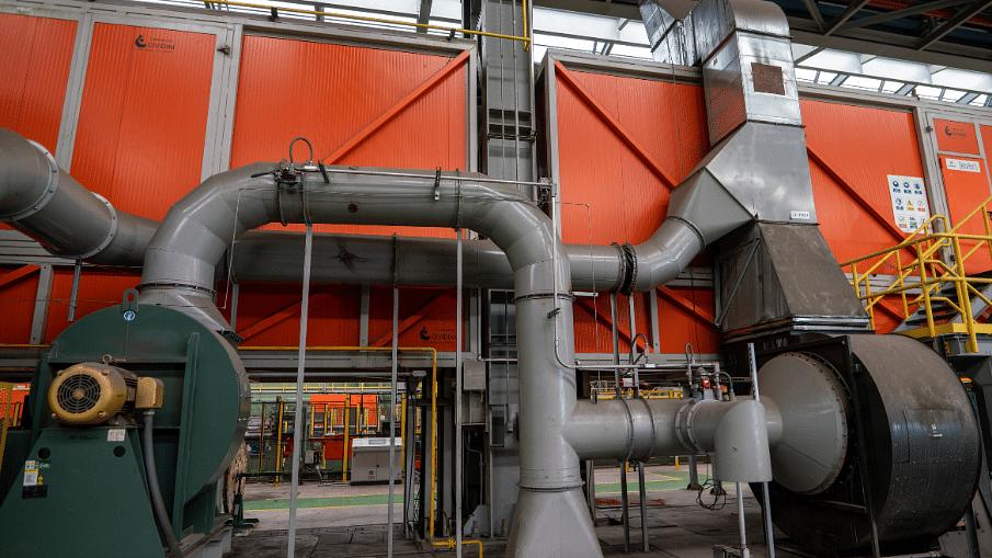 Tenaris Eliminates 98% of VOCs at Bay City Pipe Plant in Texas