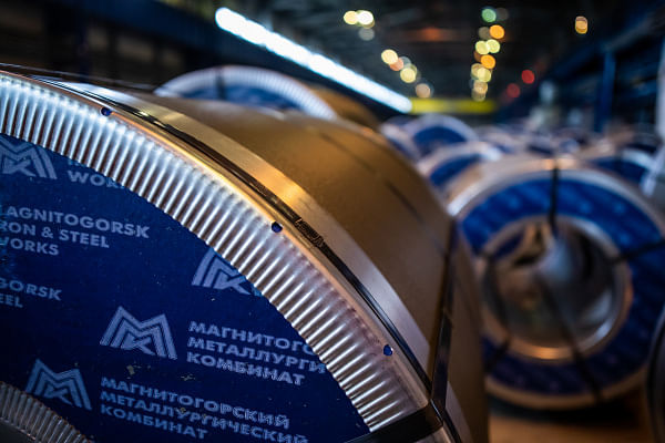 MMK Retains Top Position in Coated Steel Producers in Russia