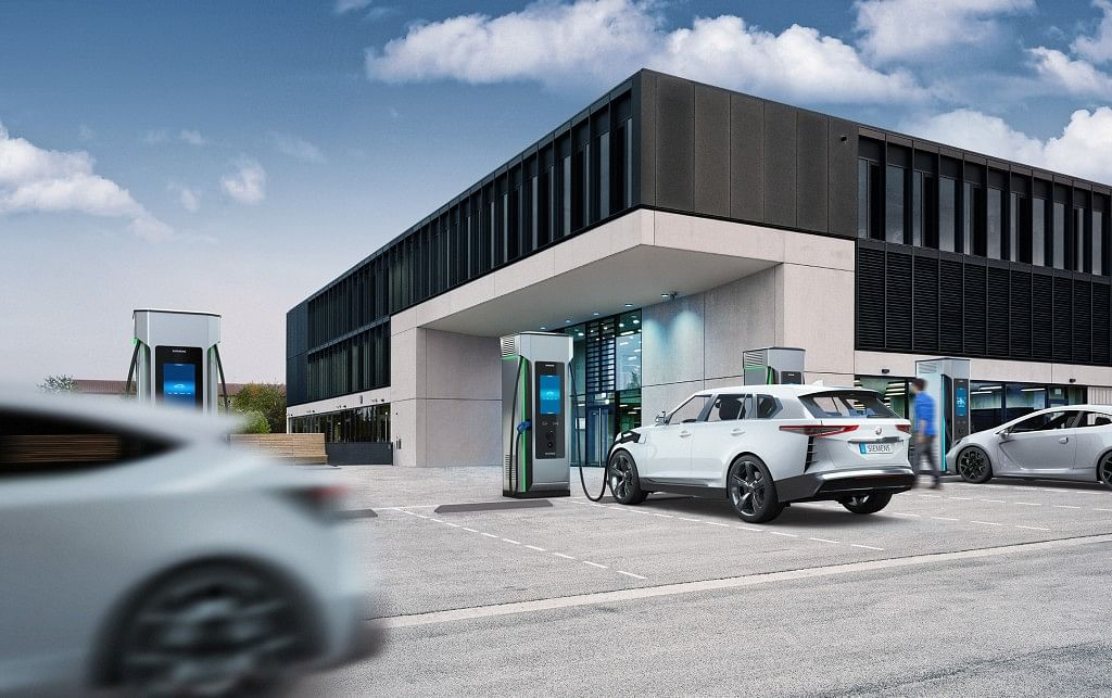 Siemens Launches DC Fast Charger Sicharge D