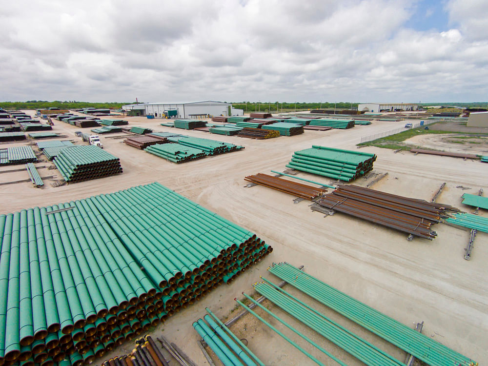 Texas Isle Announces New ERW Pipe Mill in Robstown in Texas