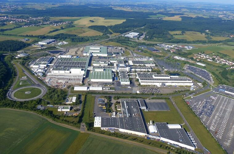 Mercedes-Benz Sells Passenger-Car Plant in Hambach in France
