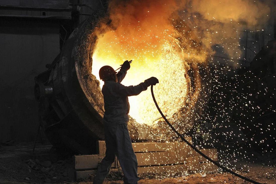 Maanshan Iron & Steel Joins 20 Million Tonnes Club