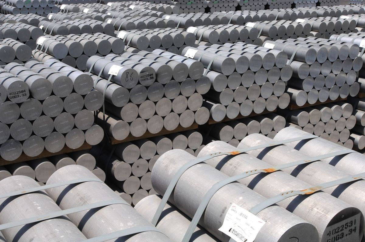 Chinese Aluminium Production in Top Gear