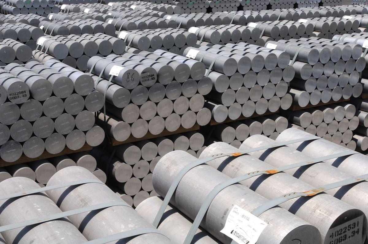 China Aluminium Production